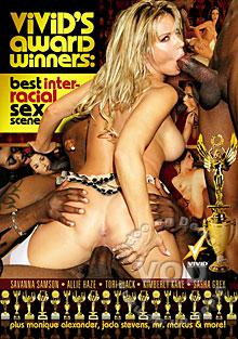 Vivid's Award Winners: Best Interracial Sex Scene Box Cover