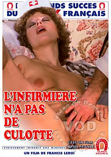 The Nurse Has No Panties (French Language) Box Cover