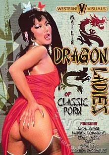 Dragon Ladies Of Classic Porn Box Cover