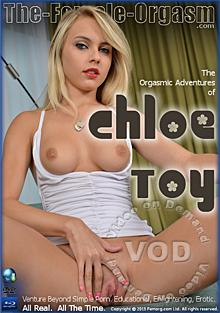 Chloe Toy Box Cover