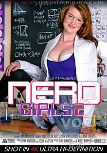 nerd girls porn video