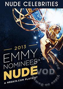 2013 Emmy Nominees Nude