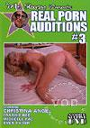 Video: Real Porn Auditions #3