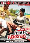 Video: Czech Public Fucksters 4