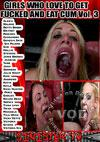Video: Girls Who Love To Get Fucked And Eat Cum Vol. 3